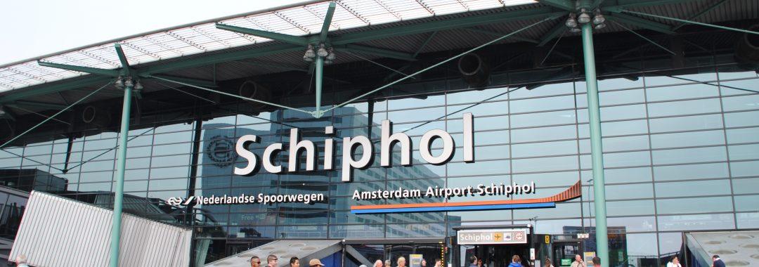 Schiphol taxi Gouda